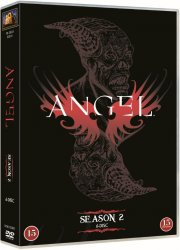 angel - sæson 2 - DVD