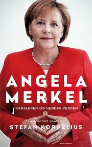angela merkel - bog