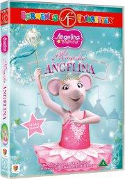 angelina ballerina 12 - magiske angelina - DVD