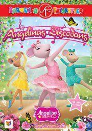 angelina ballerina 14 - angelinas discodans - DVD
