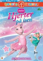 angelina ballerina 18 - hjerter på isen - DVD