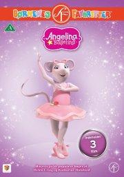 angelina ballerina - boks - DVD