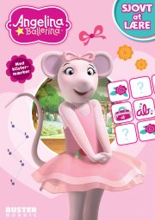 angelina ballerina: sjovt at lære - bog