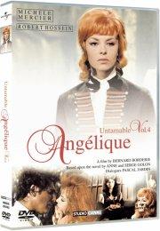 angelique og piraterne - DVD