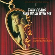 - twin peaks: fire walk with me - soundtrack - cd
