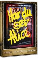har du set alice? - DVD