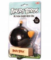 angry birds - black bird - sort - Udendørs Leg