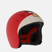 angry birds egg helmet skin - red bird - medium - Udendørs Leg