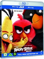 angry birds the movie - 3D Blu-Ray