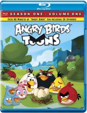 Image of   Angry Birds Toons - Sæson 1 - Del 1 - Blu-Ray - Tv-serie