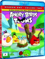 angry birds toons sæson 1 - del 2 - Blu-Ray