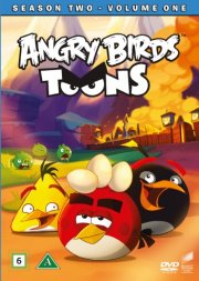 angry birds toons - sæson 2 - vol. 1 - DVD