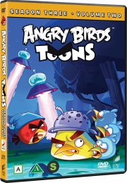 angry birds toons - sæson 3 - del 2 - DVD