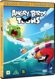 angry birds toons - sæson 3 - vol. 1 - DVD