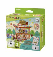 animal crossing: happy home designer + special card + nfc reader - nintendo 3ds