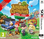 animal crossing: new leaf - welcome amiibo (select) - nintendo 3ds