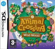 animal crossing: wild world - nintendo ds