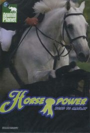 animal planet - horse power - road to maclay - DVD