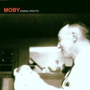 moby - animal rights - Vinyl / LP