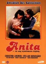 anita - en ung nymfomans dagbog - DVD