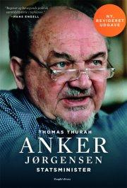 anker jørgensen. statsminister. revideret udgave - bog