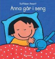 anna går i seng - bog