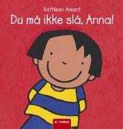 du må ikke slå, anna! - bog