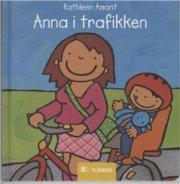 anna i trafikken - bog