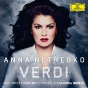 anna netrebko - verdi  - cd+dvd