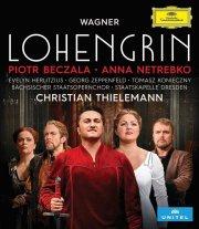 anna netrebko wagner: lohengrin - Blu-Ray