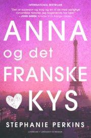 anna og det franske kys - bog