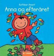 anna og efteråret - bog