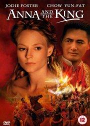 anna og kongen / anna and the king - DVD