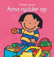 anna rydder op - bog