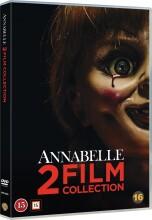 annabelle 1 // annabelle 2 - skabelsen - DVD