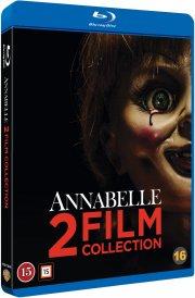 annabelle 1 // annabelle 2 - skabelsen - Blu-Ray