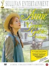 anne fra grønnebakken / anne of green gables - collectors edition - DVD