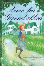 anne fra grønnebakken - bog
