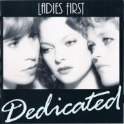 ladies first - dedicated - cd