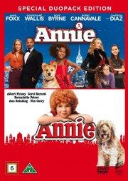 annie - 1982 // annie - 2014 - DVD