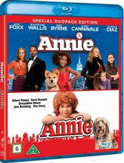 annie - 1982 // annie - 2014 - Blu-Ray