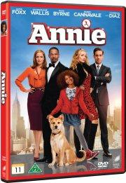 annie - 2014 - DVD