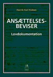 ansættelsesbeviser - lovdokumentation - bog