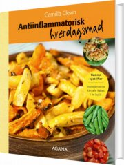 antiinflammatorisk hverdagsmad - bog