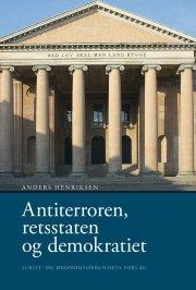 antiterroren, retsstaten og demokratiet - bog