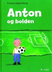 anton og bolden - bog
