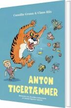anton tigertæmmer - bog