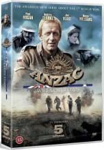 anzac - world war ii army corps - DVD