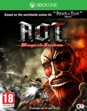 a.o.t: wings of freedom - xbox one