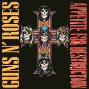 Guns N Roses - Appetite For Destruction - Remastered - CD